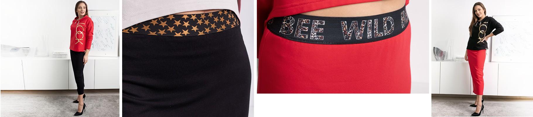Spódnice klasyczne midi i maxi, ołówkowe, klasyczne, rozkloszowane, spódnice dresowe, fasony wygodne i wizytowe,, spódnice od Bee Collection to doskonała jakość i minimalistyczne fasony będą bazą do wielu stylizacji, do szafy kapsułowej.